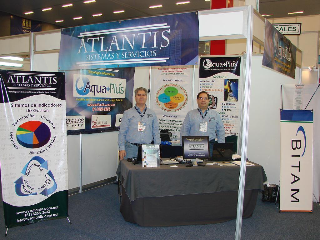 Expo Stands Monterrey : Ecos de la convención aneas xxii